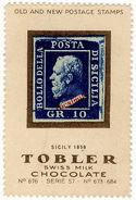 (I.B) Cinderella Collection : Tobler Chocolate Series 57 (Sicily) - Switzerland