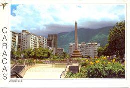 Venezuela - Caracas - Plaza Altamira - Tucusito International Nº 57 - 3019 - Venezuela
