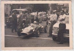 AUTO CAR VOITURE TORINO - FOTOGRAFIA ORIGINALE CORSA AUTOMOBILISTICA ANNI '60 - Cars
