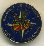 Insigne Escadron De Protection,B.S.V.I.A,PETROVEC___ - Armée De L'air