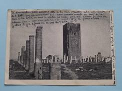 RABAT La Tour HASSAN Tower ( Ed. France ) Anno 1946 ( Voir Photo ) ! - Rabat