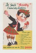 BUVARD SCOTCH BRAND Scotty L' Ami Des écoliers - Stationeries (flat Articles)