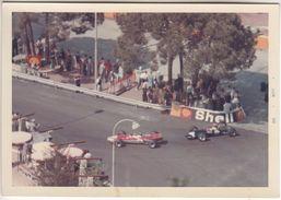 AUTO CAR VOITURE GRAN PREMIO DI MONACO MONTECARLO 1968 - FOTO ORIGINALE - Cars