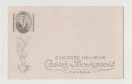 BUVARD CHICOREE CASIEZ-BOURGEOIS CAMBRAI - Coffee & Tea