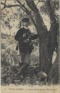 46-TYPES CORSES -  Le Jeune Bandit Dans Le Maquis - Ed. L  L - France