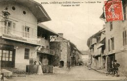 GRESY SUR ISERE - Gresy Sur Isere