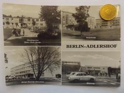 Berlin-Adlershof, Kindergarten Peter-Kast-Straße, Noltestr., Oberschule,Bahnhof, 1974 - Treptow