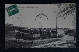 CHATEAUNEUF DE GALAURE La Gare - Autres Communes
