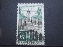 VEND TIMBRE DE FRANCE N° 1106 , DOME VERT !!! - Errors & Oddities