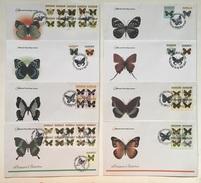 FDC Philippines 2006 - Butterflies - Butterflies
