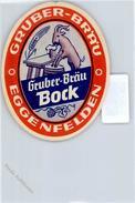 51057927 - Bierwerbung Gruber Braeu , Bock - Ohne Zuordnung