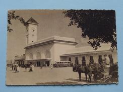 La GARE ( 114 - NOVA ) Anno 1939 ( Voir Photo ) ! - Casablanca