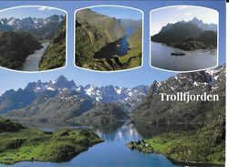 016 - NORVEGE - TROLLFJORDEN - Norvège