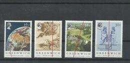 GRAN BRETAÑA YVERT  1131/34  MNH  ** - 1952-.... (Elizabeth II)