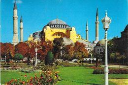 TURKEY ISTANBUL MUSEE DE ST. SOPHIA - Turchia