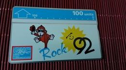 Phonecard Gibraltar 205 A Used - Gibraltar