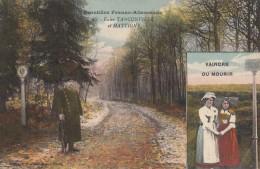 CPA - Hattigny - Frontière Franco Allemande Entre Tangonville Et Hattigny - France