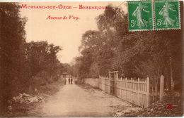 91. Morsang Sur Orge. Avenue De Viry - Morsang Sur Orge