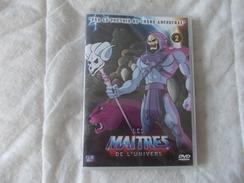 DVD - Les Maitres De L'univers 2 Par Le Pouvoir Du Crâne Ancestral - Animation