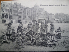WENDUINE WENDUYNE   Enfants Du Grand Air (1904) - Wenduine