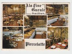 """26 - PIERRELATTE / PATISSERIE SNACK SALON DE THE """"A LA FINE GUEULE"""" - RUE PIERRE SEMARD - Frankreich"""