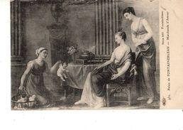 77-----palais De FONTAINEBLEAU--marchande D'amour--voir 2 Scans - Fontainebleau