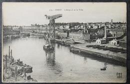 CPA 29 - BREST - L'ARSENAL DE LA VILLE - Brest