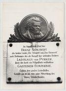 Austria Österreich Bad Gastein Salzburg Franz Schubert Composer 1825 1925 18X13 Cm N1089 Photo Photography PHOTOGRAPH - Places