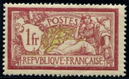 Lot N°2105 France N°121  Neuf ** LUXE - Ungebraucht