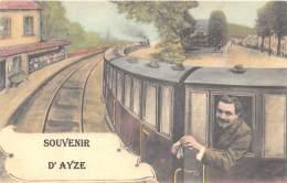 74 - HAUTE SAVOIE / Fantaisie Moderne - CPM - Format 9 X 14 Cm - AYZE - Andere Gemeenten