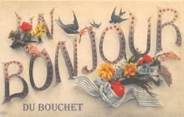 74 - HAUTE SAVOIE / Fantaisie Moderne - CPM - Format 9 X 14 Cm - LE BOUCHET - Francia