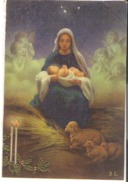 Mary And Jesus - Devotion Images