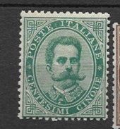 1879 MH  Italia - Neufs