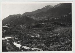 Austria Österreich Arlberg Car Mud Mountain 18X13 Cm N1094 Photo Photography PHOTOGRAPH - Places
