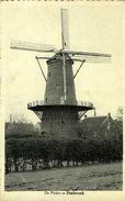 STABROEK (Antw.) - Molen/moulin - Oude Prentkaart Van De Stenen Molen Vóór 1940 (nu Nog Romp) - Stabroek