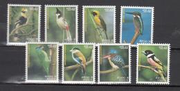 Laos 2004,8V In Set,birds,vogels,vögel,oiseaux,pajaros,uccelli,aves,MNH/Postfris,(A3464) - Vogels