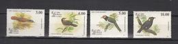 Sri Lanka 1993,4V In Set,birds,vogels,vögel,oiseaux,pajaros,uccelli,aves,MNH/Postfris,(A3465) - Vogels