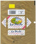 Walhorn A.G. Proefdruk Boterverpakking La Perle - Labels