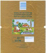 Veltem NV Vitalac Proefdruk Boterverpakking Vitalac - Labels