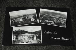 924- Saluti Da Romito Magra - 1957 - Altre Città