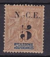 Nelle Calédonie N°65 Neuf Avec Charnière - Nouvelle-Calédonie
