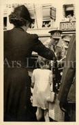 Photo Postcard / Royalty / Belgique / België / Roi Leopold III / Koning Leopold III / Brugge / 1939 / Foto Meertens - Brugge