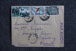 Lettre De MADAGASCAR à FRANCE - Madagascar (1889-1960)
