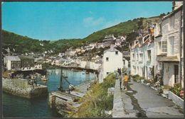 The Inner Harbour And Warren, Polperro, Cornwall, C.1960s - Jarrold Postcard - England