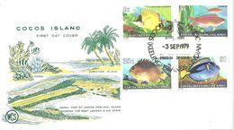 FDC 1979 - Cocos (Keeling) Islands