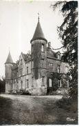 71. Pouilloux. Chateau Du Martret. Cpsm Petit Format - Other Municipalities