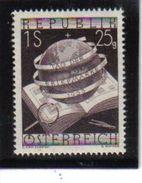 DEL1052 ÖSTERREICH 1953 10% KATALOG Michl  995 ** Postfrisch ZÄHNUNG SIEHE ABBILDUNG - 1945-.... 2. Republik