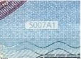 € 20  ITALIA SF S007 A1 FIRST POSITION  DRAGHI  UNC - EURO