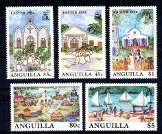 Anguilla - 1992 - Easter - MNH - Anguilla (1968-...)