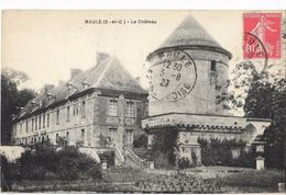 Maule - Le Château - Maule